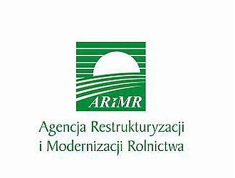 Logo Agencji Restrulturyzacji i Modernizacji Rolnictwa