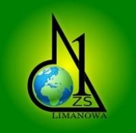 Logo Zespołu Szkół Nr 1im. Józefa Piłsudskiego w Limanowej