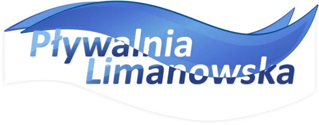 Logo Pływalni Limanowskiej