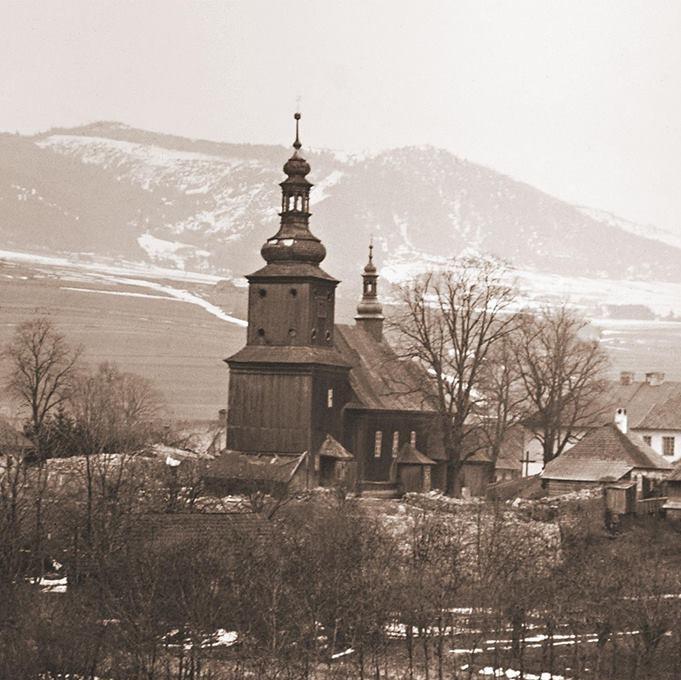 Stary fotografia Kościoła