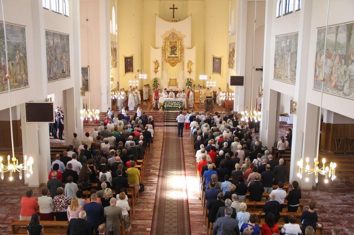 Stowarzyszenie Rodzin Katolickich msza święta w Dobrej