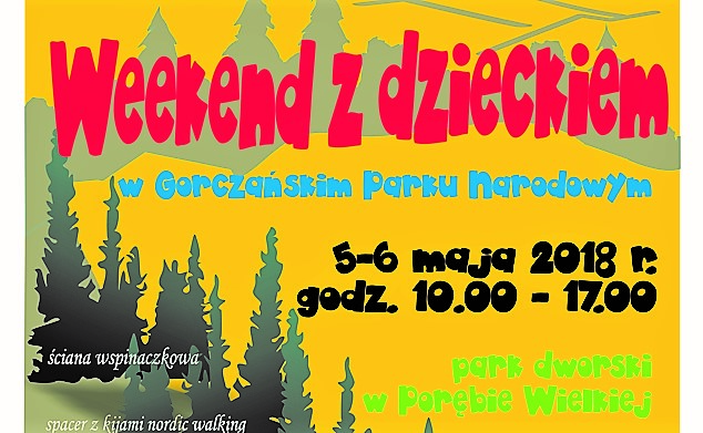 Plakat weekend z GPN