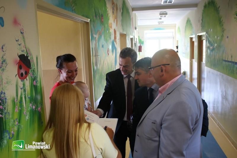 Spotkanie w szpitalu