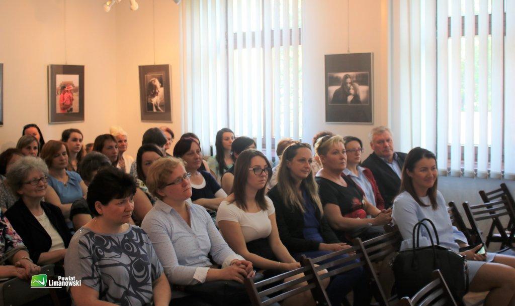 Konferencja Dla Bibliotekarzy Powiatu Limanowskiego