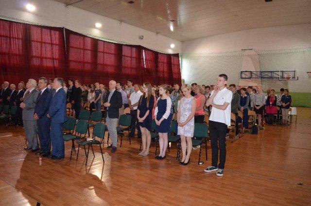 Swięto patrona szkoły w ZSTi w Mszanie Dolnej