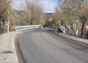 infrastruktura drogowa zrealizowana w latach 2014 - 2018