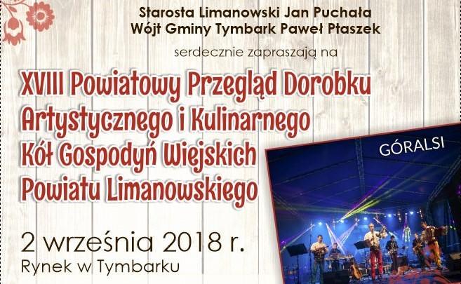 Powiatowy Przegląd KGW banerek