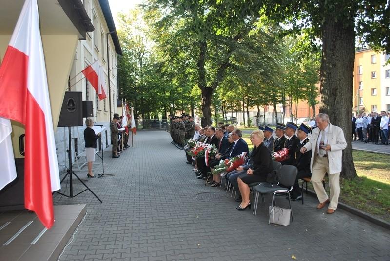 inauguracja roku i obchody 78 lecia II wojny światowej w Zs nr 1 Limanowa