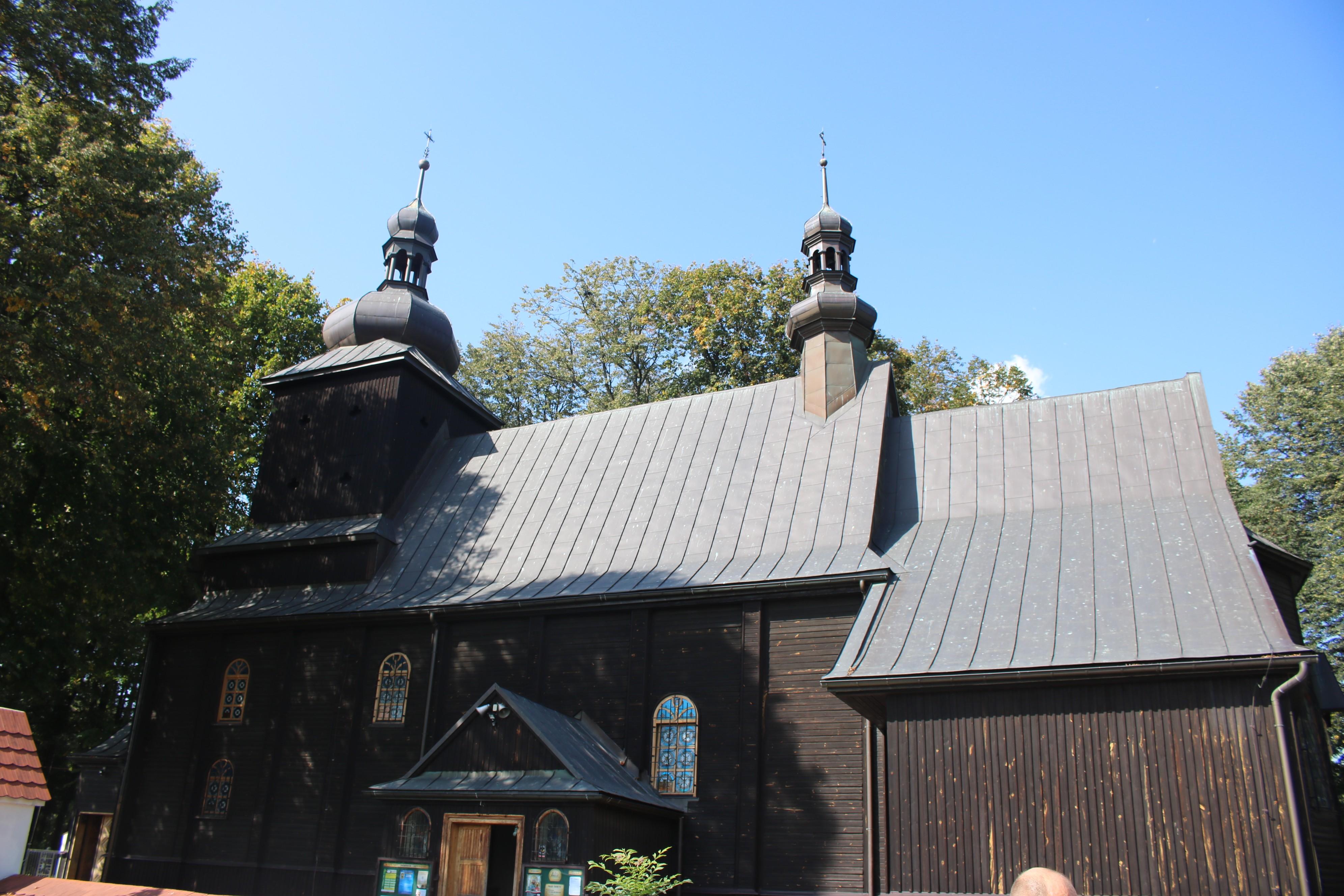 Kościół w Łososinie