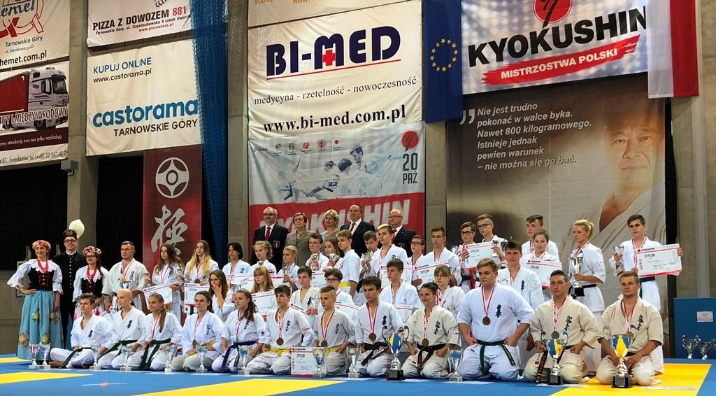 Limanowscy Karatecy