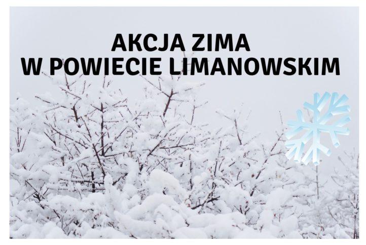 Plakat zima