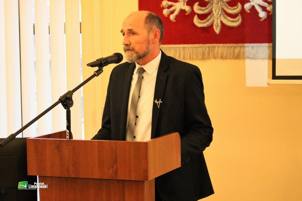 Wojciech Włodarczyk -etatowy Członek Zarządu