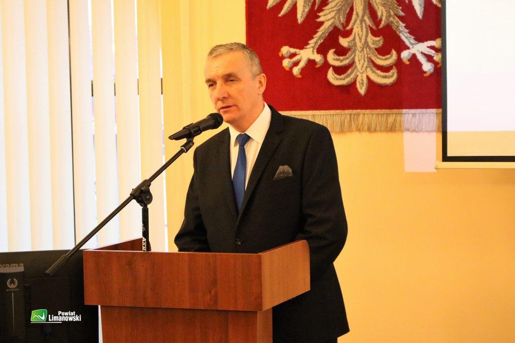 Czesław Kawalec - nieetatowy Członek Zarządu