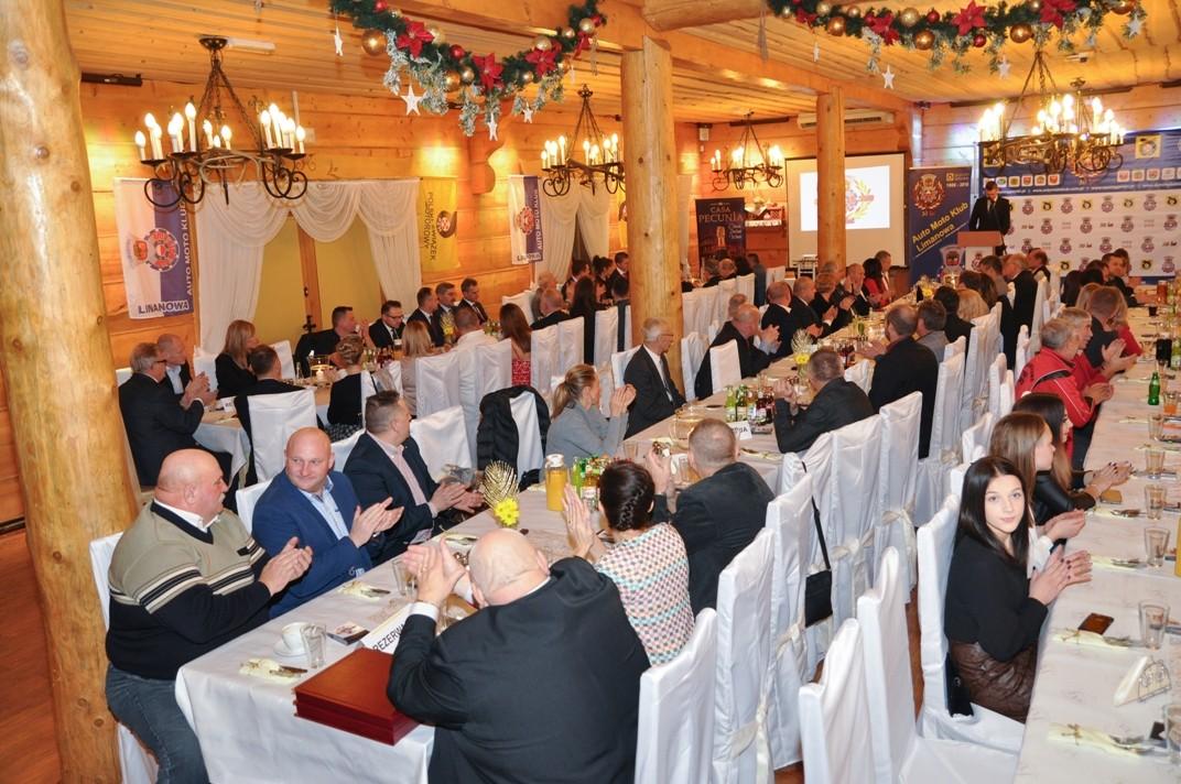 Jubileusz 30 lecia AMK w Limanowej - zaproszeni goście