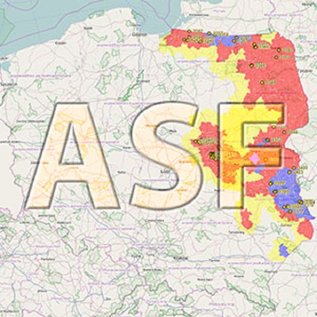 mapa APS