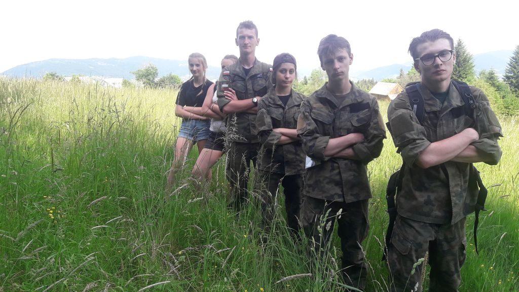 X Rajd Szlakami Żołnierzy 1. Pułku Strzelców Podhalańskich AK