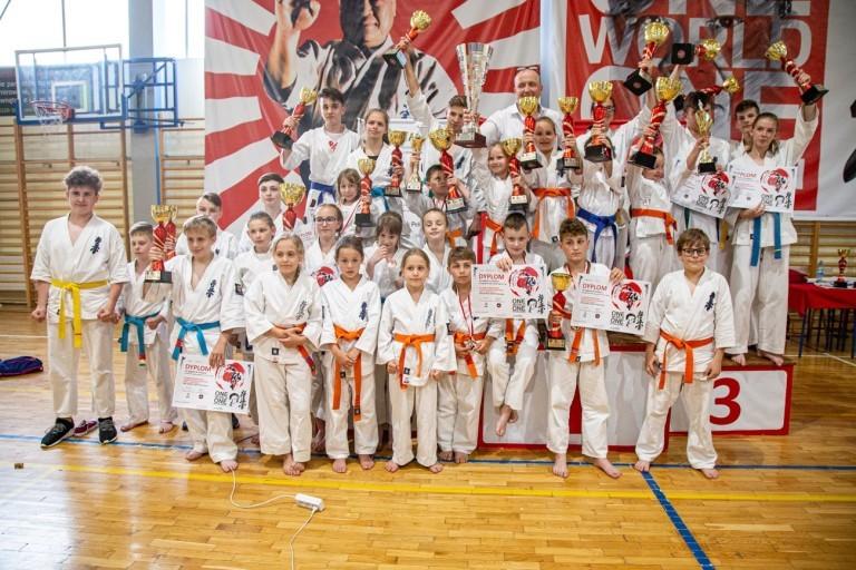 Turniej One World One Kyokushin - uczestnicy