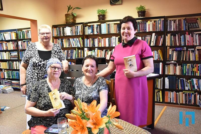 Familijna sobota czytelnicza w MBP w Limanowej