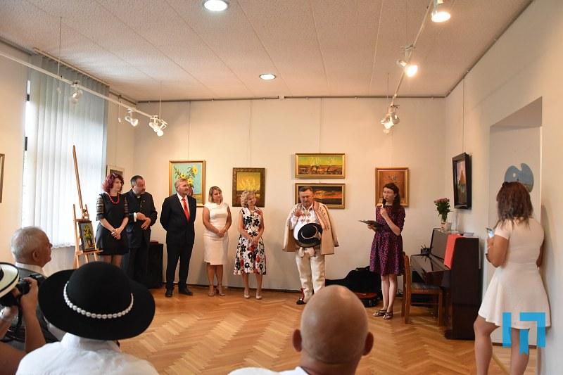 Jubileusz 25-lecia pracy artystycznej Mariana Ślazyka