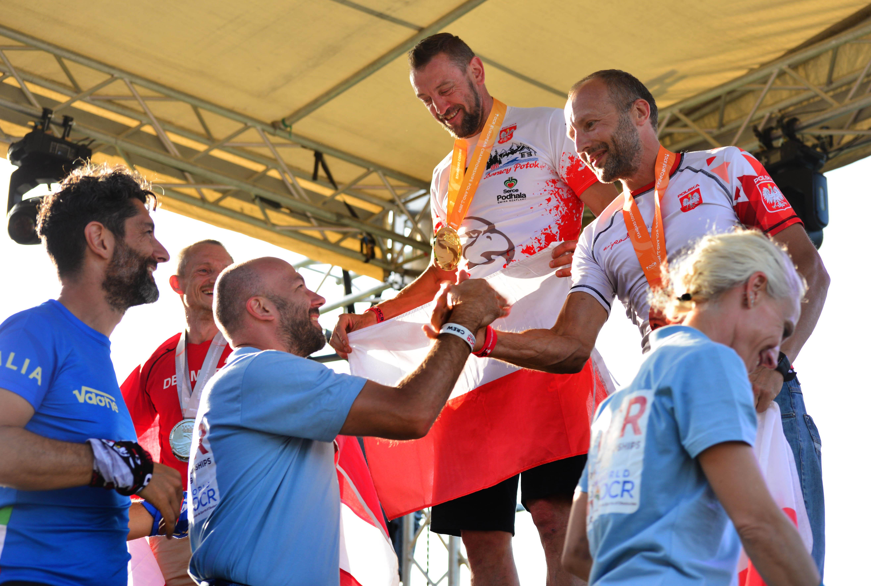 Podhalańskie Dziki na podium Mistrzostw Europy OCR