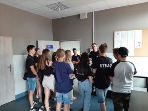 XII Obóz szkoleniowy Młodziezowych Drużyn Pozarniczych z gm. Mszana Dolna