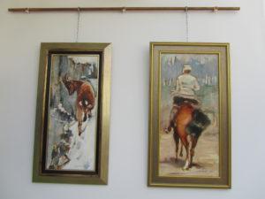 Wystawa prac Kazimierza mordarskiego w PCIT
