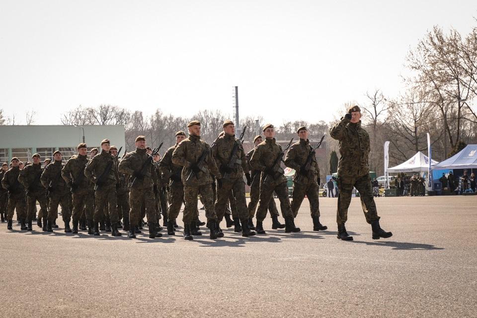 Przysięga wojskowa WOT