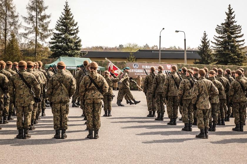 11. Małopolska Brygada WOP