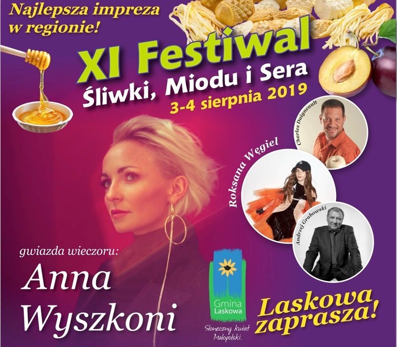 XI Festiwal Śliwki, Miodu i Sera