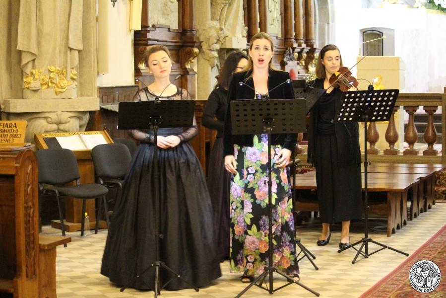 Koncert muzyki klasycznej w limanowskiej bazylice
