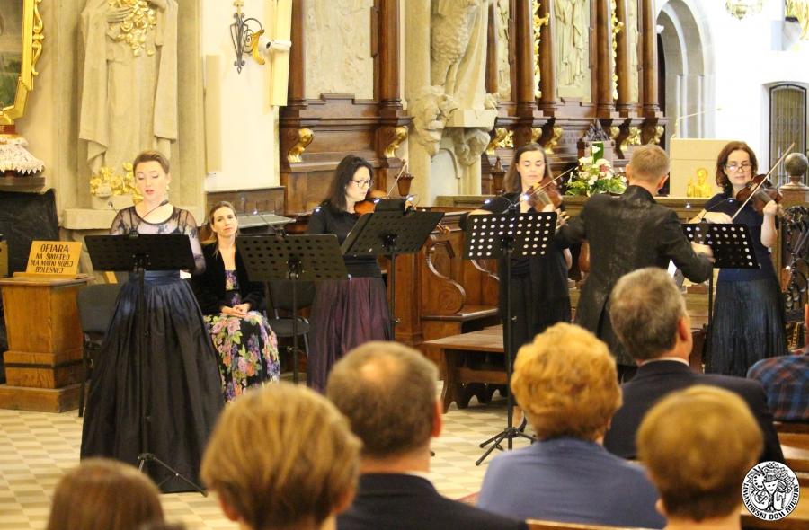 Koncert muzyki klasycznej - wykonawcy