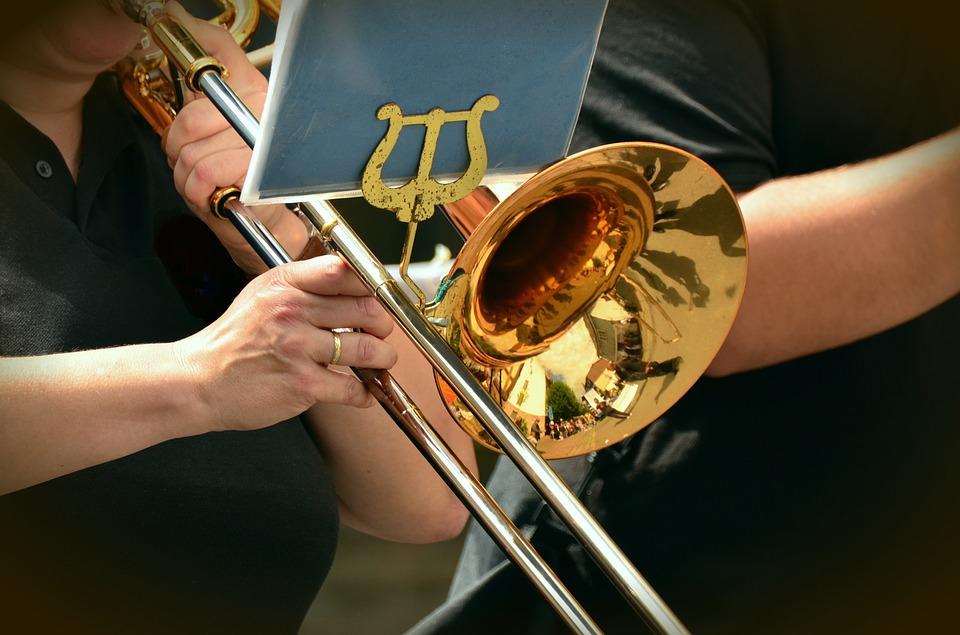 trąbka, instrument muzyczny
