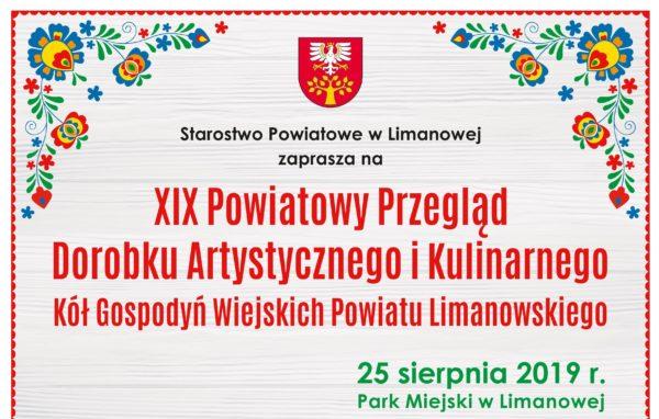 Powiatowe KGW 2019
