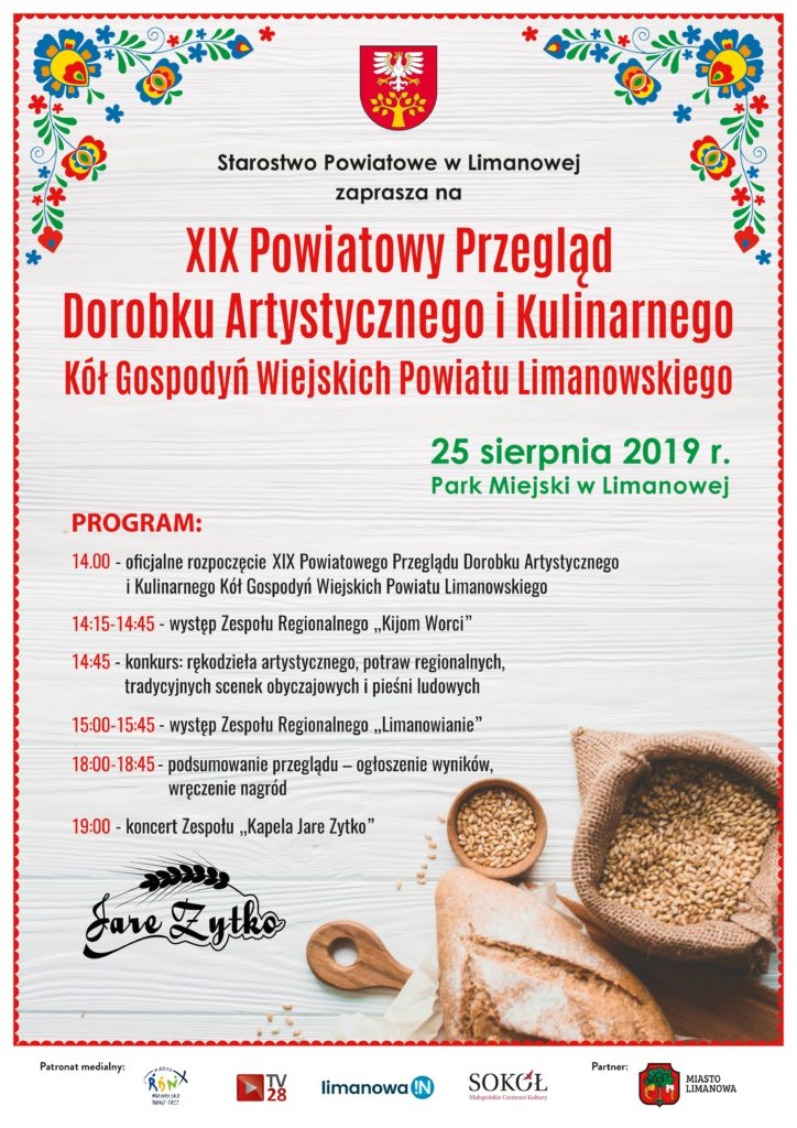 Plakat KGW