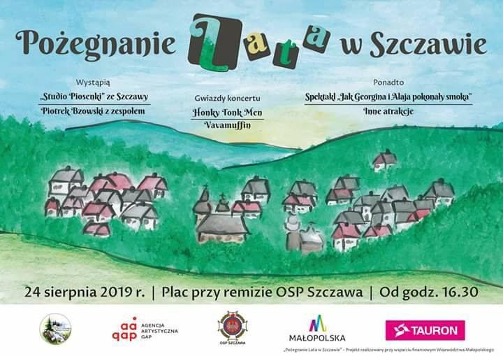 Pożegnanie lata w Szczawie