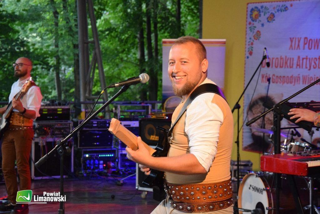Zespół Jarko Zytko podczas występu