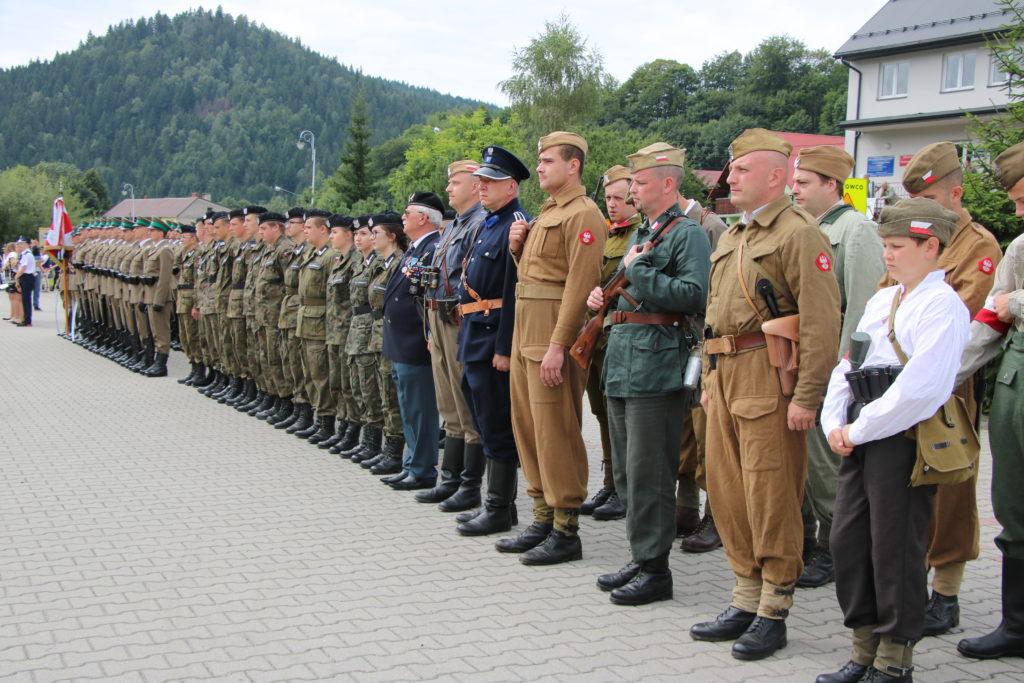 Odpust Partyzancki w Szczawie 2019