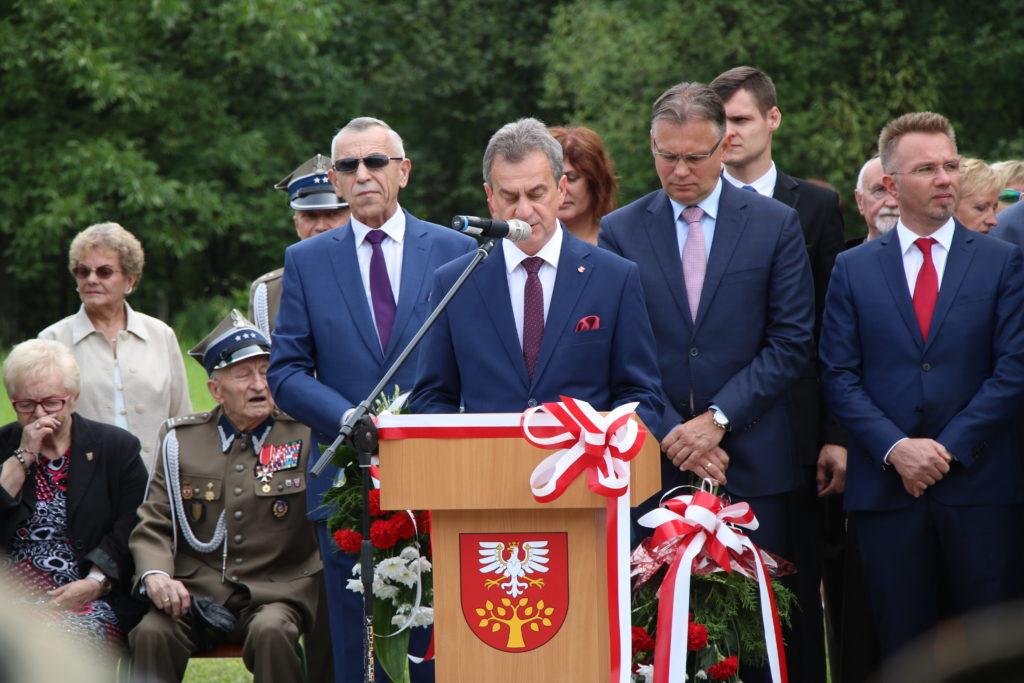 Odpust Partyzancki w Szczawie
