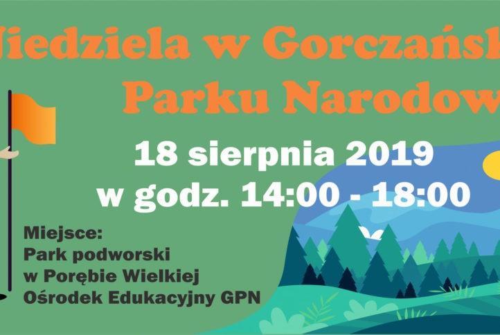 Niedziela w Gorczańskim Parku