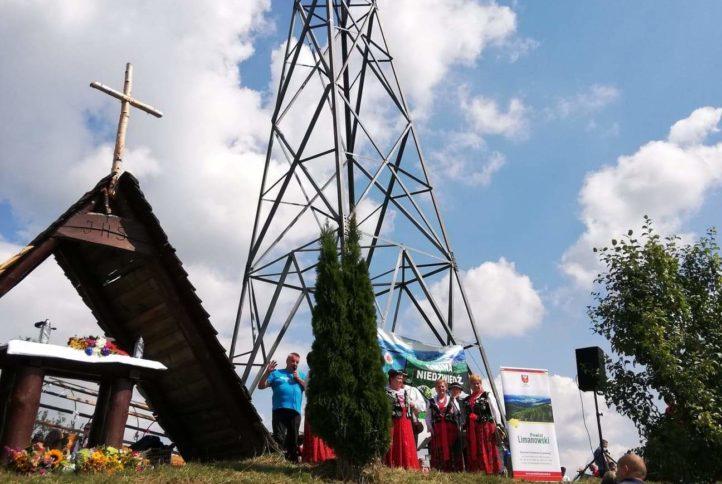 Msza Święta na górze Potaczkowa