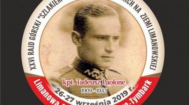 Rajd Szlakiem Legionów Polskich, Tymbark 2019