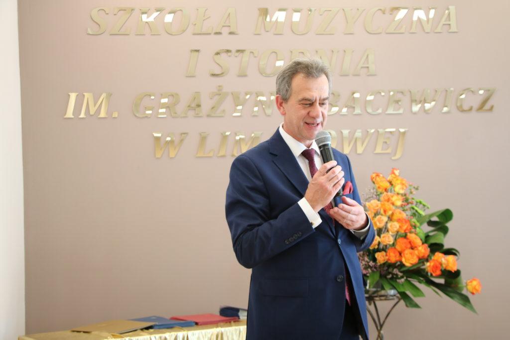 Jubileusz PSM 1 st. w Limanowej 14.10.2019