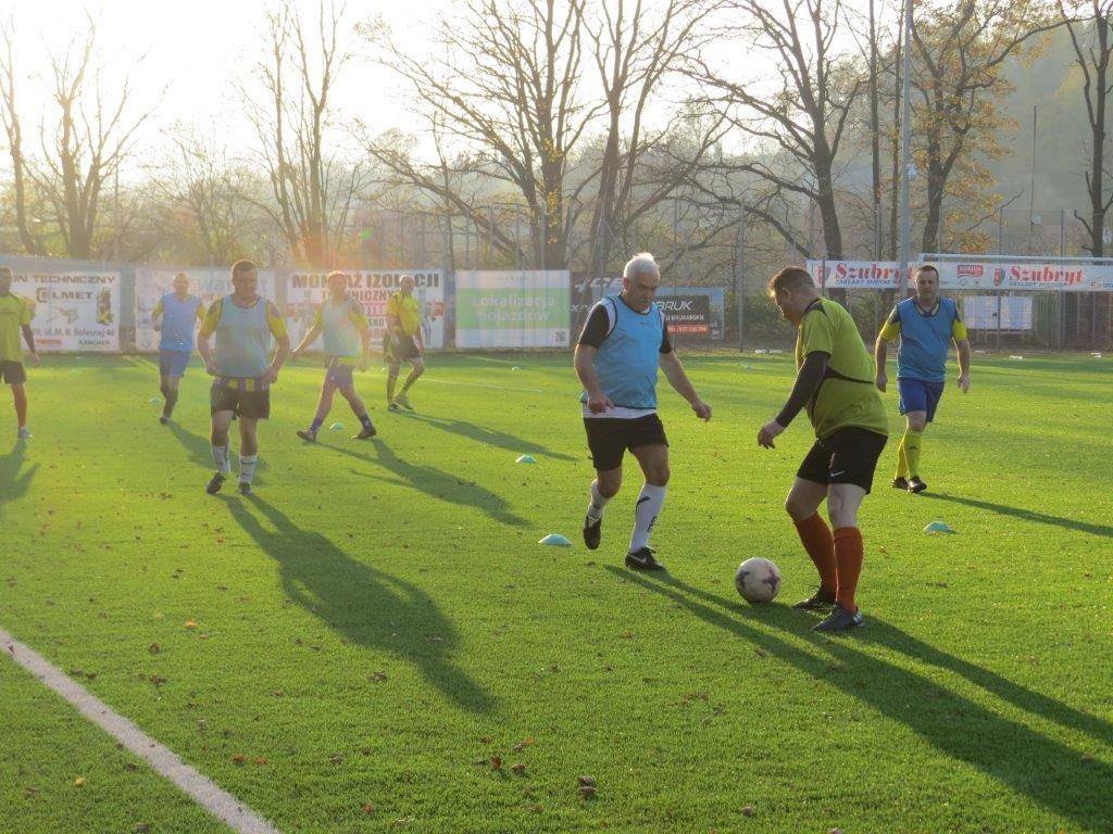 Turniej piłkarski o puchar Sarosty Limanowskiego