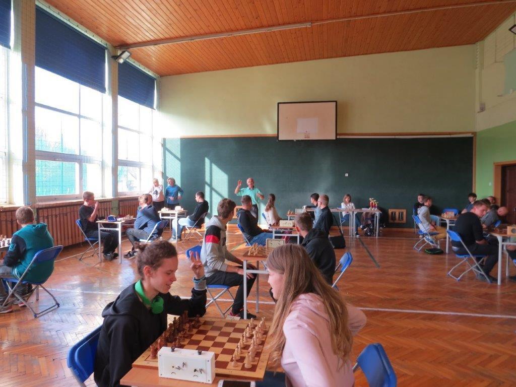 Powiatowe Mistrzostwa Drużynowe w szschach 2019