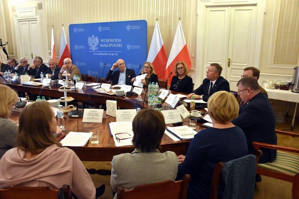 Małopolska Rada Dialogu Społeczngo