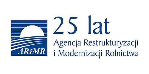ARiMR 25 lat - logo