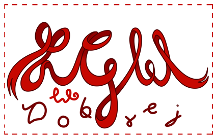 """""""Radość z ogrodu - radość w ogrodzie"""" Dobra , listopad 2019 - logo"""