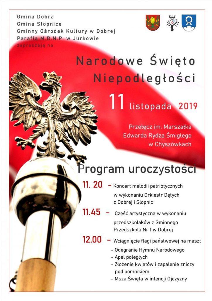 Święto Nipodległości Słopnice 2019