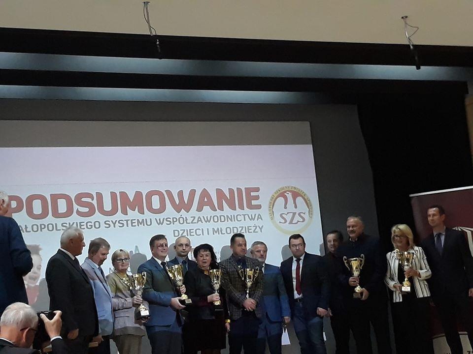 Małopolski System Wspólzawodnictwa Dzieci i Młodzieży 2018/ 2019