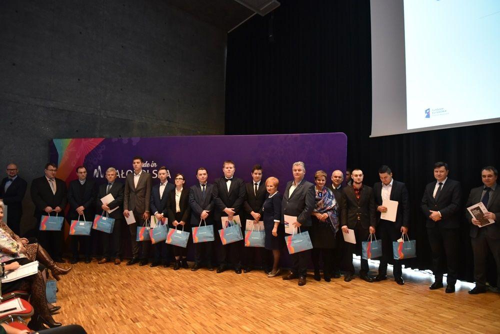 Gala Ksztalcnia zawodowego w Krakowie 2019